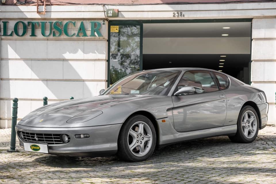 58382362 2280432262020997 3331820733843111936 n TOP 10 dos Ferrari mais baratos à venda em Portugal
