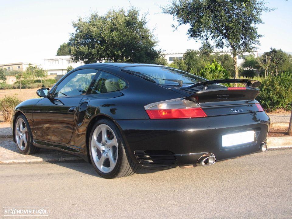9961 Top 5   Porche 911 Turbo abaixo de 100.000€