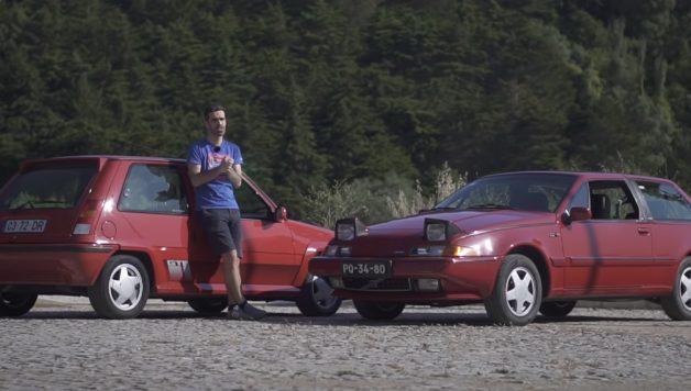caronlinetv 628x356 Volvo 480 Turbo e Renault 5 GTE – ADN semelhante mas personalidades diferentes