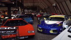 colection 280x161 Colecção privada de automóveis e motos no Reino Unido é de fazer cair o queixo