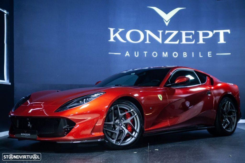 image 1024x683 Top 10 dos automóveis mais valiosos à venda em Portugal