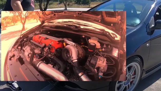 k20turbo 628x356 Honda Civic 1.4 com SWAP 2.0 K20 Turbo   Combinação perfeita?