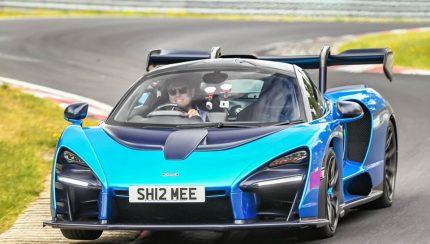 115928656 3154690714566162 8040488851570620090 o 430x244 Shmee150 a fundo no seu McLaren Senna em Nürburgring