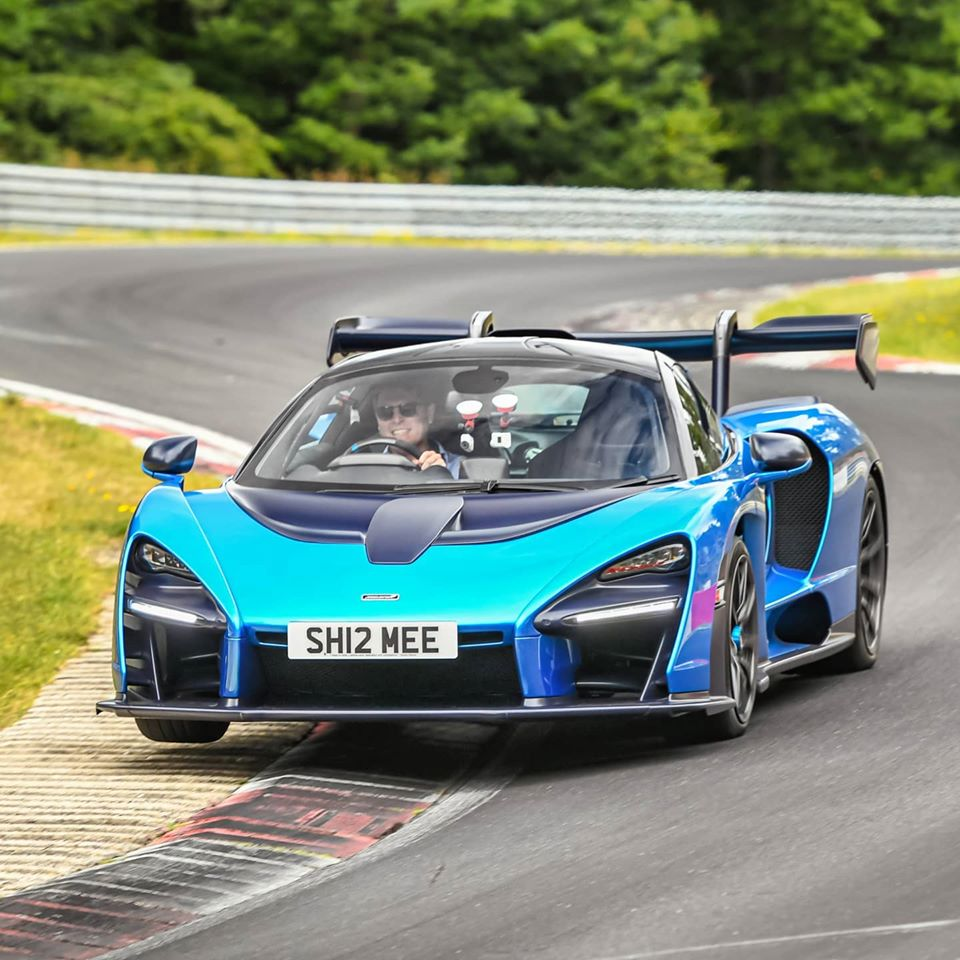 115928656 3154690714566162 8040488851570620090 o Shmee150 a fundo no seu McLaren Senna em Nürburgring