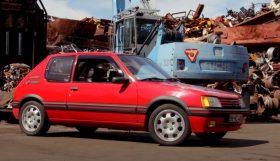 205 gti 280x161 O Peugeot 205 GTI em destaque no canal Ícones