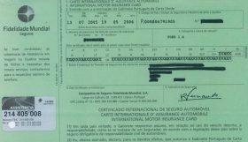 4 CARTA VERDE e1501691067922 280x161 Alteração de cor na carta verde do seguro automóvel