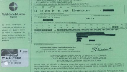4 CARTA VERDE e1501691067922 430x244 Alteração de cor na carta verde do seguro automóvel