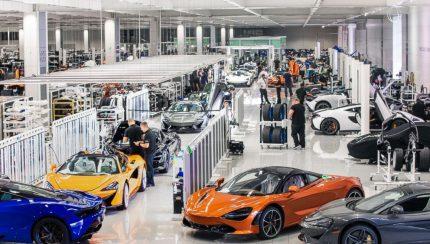 McLaren Production ht er 181210 hpEmbed 8x5 992 430x244 TOP 5 – Os McLaren mais valiosos à venda em Portugal