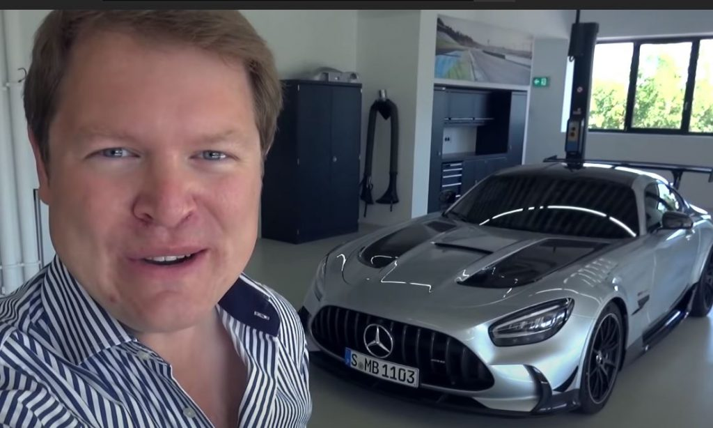 amg gtr bs 1024x614 Mercedes AMG GT Black Series   Shmee150 explora a mais recente bomba