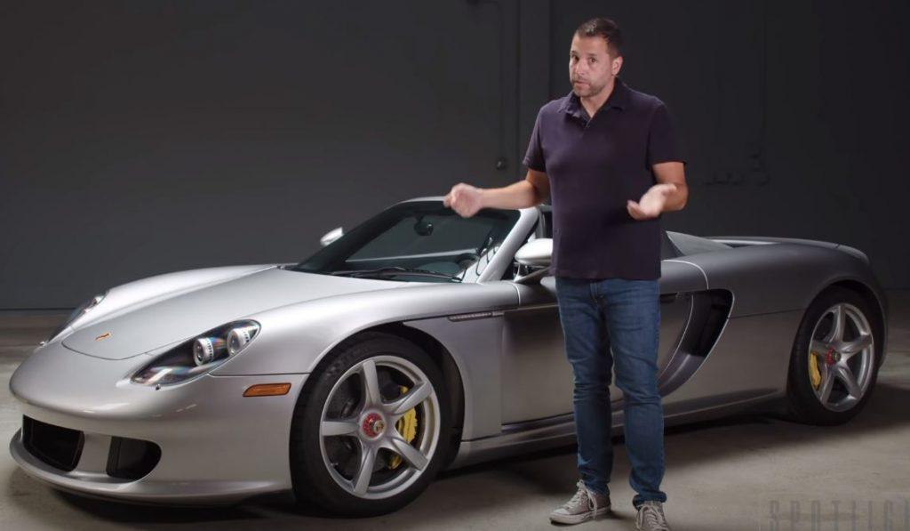 cgt 1024x597 Jason Cammisa disseca a história do Porsche Carrera GT