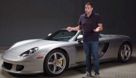 cgt 280x161 Jason Cammisa disseca a história do Porsche Carrera GT