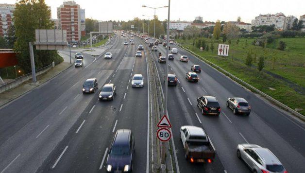 26582741 GI07122016APS000013 WEB 1 1060x594 1531826156 628x356 Obras de repavimentação da 2.ª Circular em Lisboa começam hoje