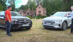 lovecars 280x161 Lovecars   Mercedes Benz EQC e Audi e Tron em confronto 100% eléctrico