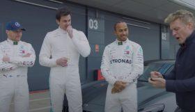 merc 280x161 Lewis Hamilton e Valtteri Bottas numa corrida contra o patrão Toto Wolff