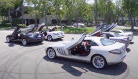 slr 280x161 Manny Khoshbin   Os seus 5 Mercedes McLaren SLR