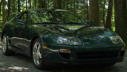 supra 430x244 ThatDudeinBlue   Será um Toyota Supra MK4 original aborrecido de conduzir?