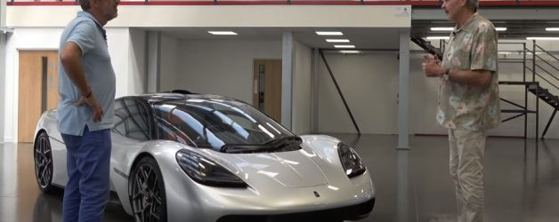 t.50 628x250 Gordon Murray apresenta o seu supercarro T.50   O sucessor do McLaren F1?