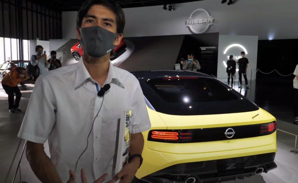 400z 1024x628 JDM Masters   Ao vivo com o futuro Nissan 400Z