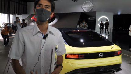 400z 430x244 JDM Masters   Ao vivo com o futuro Nissan 400Z
