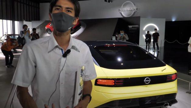 400z 628x356 JDM Masters   Ao vivo com o futuro Nissan 400Z