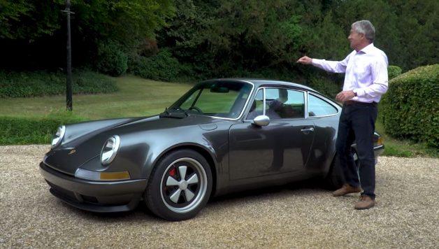 911 628x356 Lovecars   Tiff Needell ensaia um Porsche 911 muito especial