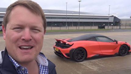Capturar 430x244 Shmee150   Ao volante do novíssimo McLaren 765LT