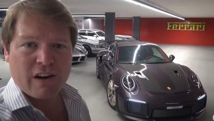 gt2 430x244 Shmee150   A bordo de um Porsche GT2 RS modificado a mais de 300 km/h