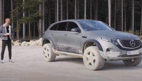4x4 280x161 The Late Brake Show   Todo o Terreno num Mercedes 100% elétrico