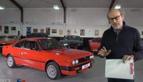beta 280x161 Harry´s Garage   Dois Lancia com compressor em destaque