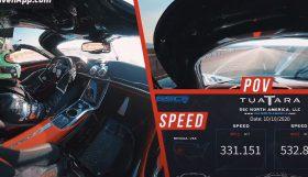 tuatara 280x161 SSC Tuatara esmaga recorde de velocidade máxima   532 km/h