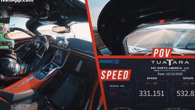 tuatara 628x356 SSC Tuatara esmaga recorde de velocidade máxima   532 km/h